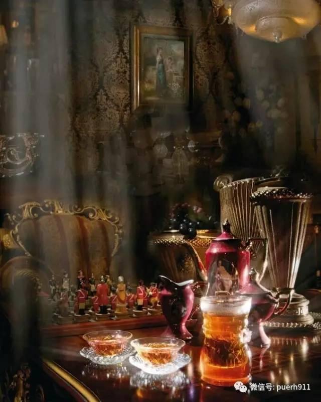 历史是壶普洱茶